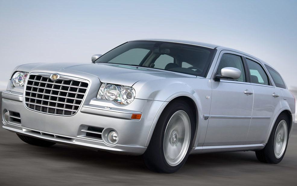 chrysler 300 c история