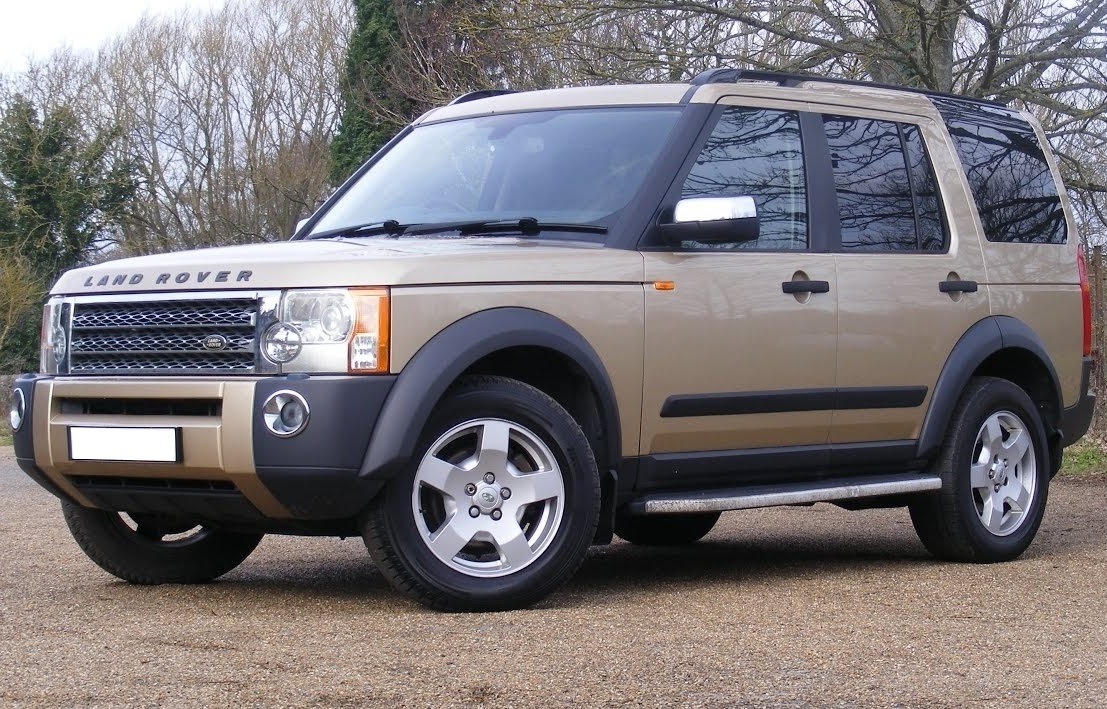 land rover discovery 2005 история